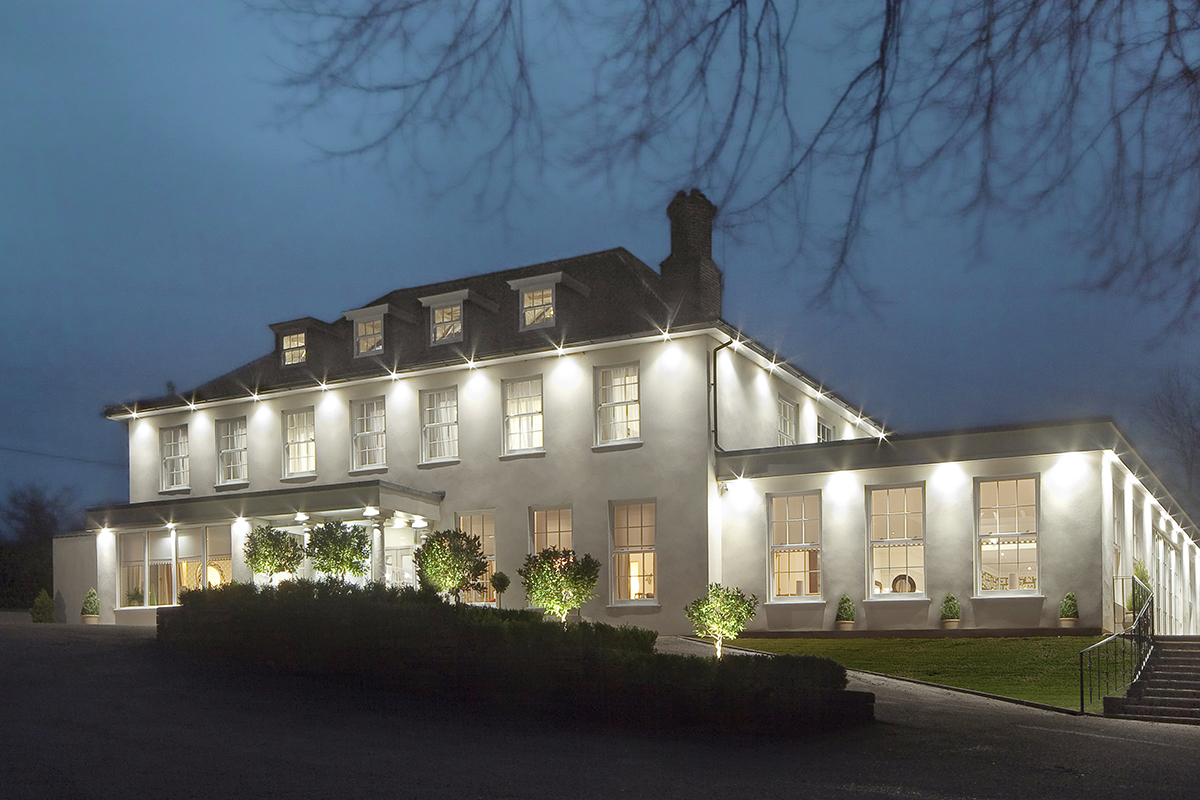 The Pheasant Hotel